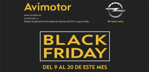 A5 Black Friday Avimotor